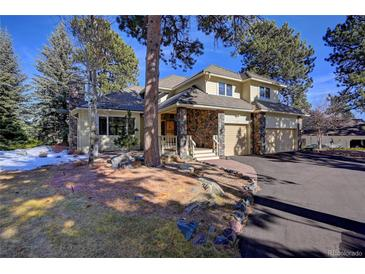Photo one of 31401 Island Dr Evergreen CO 80439 | MLS 5768449