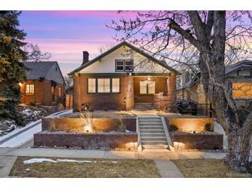 Photo one of 629 Garfield St Denver CO 80206 | MLS 5768716
