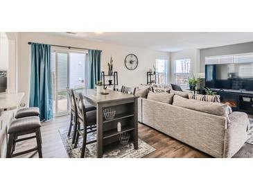 Photo one of 20000 Mitchell Pl # 47 Denver CO 80249   MLS 5799673
