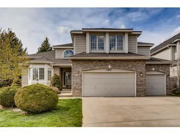 Photo one of 5697 S Rifle Ct Centennial CO 80015 | MLS 5804114
