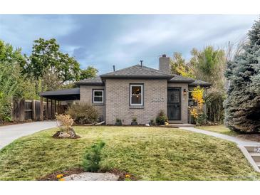 Photo one of 5050 W 34Th Ave Denver CO 80212 | MLS 5842068