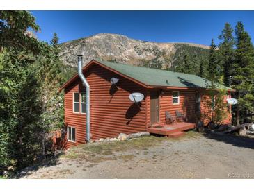 Photo one of 733 Brook Dr Idaho Springs CO 80452 | MLS 5890088