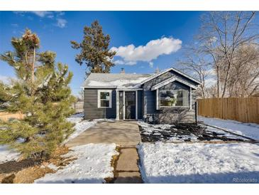 Photo one of 1000 S Perry St Denver CO 80219 | MLS 5953385