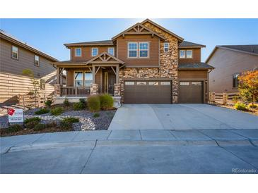Photo one of 9720 Taylor River Cir Littleton CO 80125   MLS 5974151