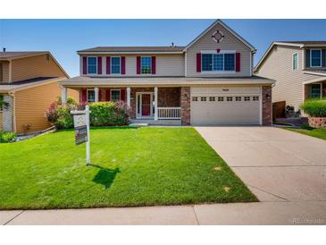 Photo one of 9028 Miners Pl Highlands Ranch CO 80126   MLS 5986072