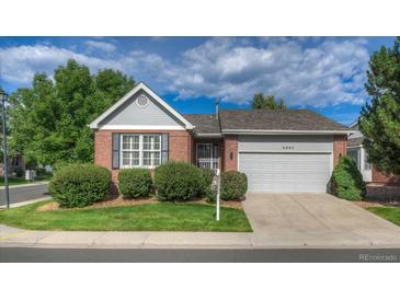 Photo one of 8967 Greenspointe Ln Highlands Ranch CO 80130 | MLS 5991874