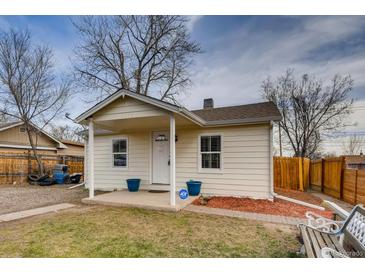 Photo one of 3155 W Walsh Pl Denver CO 80219 | MLS 6021402