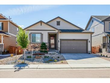 Photo one of 6388 Agave Ave Castle Rock CO 80108 | MLS 6028080