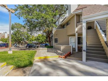 Photo one of 12474 W Nevada Pl # 105 Lakewood CO 80228 | MLS 6058237