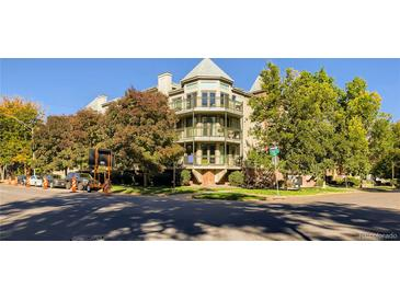 Photo one of 1705 Gaylord St # 205 Denver CO 80206 | MLS 6068153