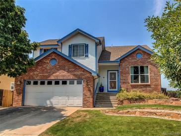 Photo one of 12807 W 85Th Cir Arvada CO 80005 | MLS 6089523