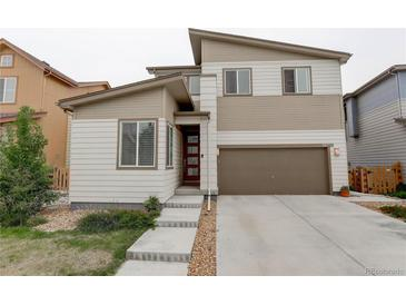 Photo one of 18055 E 107Th Pl Commerce City CO 80022   MLS 6098482