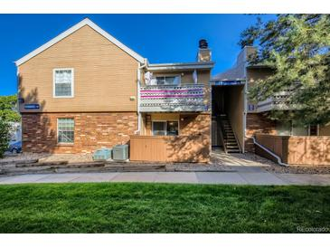 Photo one of 3334 S Ammons St # 13-101 Lakewood CO 80227   MLS 6100356