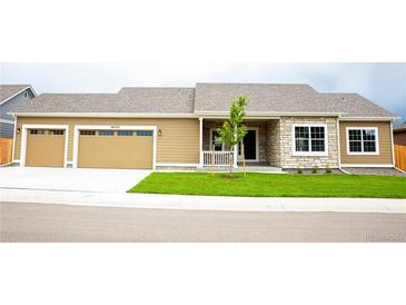 Photo one of 56341 E 24Th Ave Strasburg CO 80136 | MLS 6111197