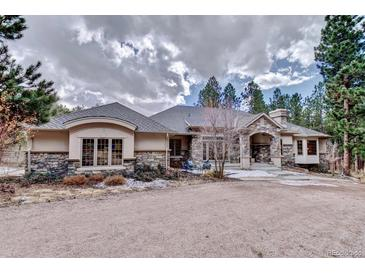 Photo one of 10481 Pine Valley Dr Franktown CO 80116 | MLS 6129605