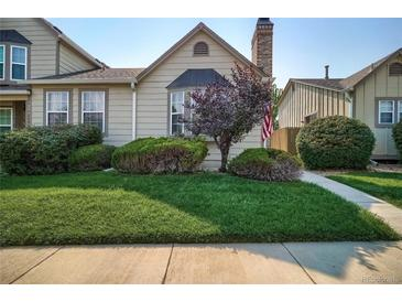 Photo one of 9640 W Chatfield Ave # F Littleton CO 80128 | MLS 6131672