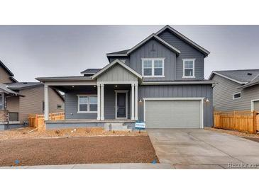 Photo one of 848 Blue River Ct Brighton CO 80601 | MLS 6137729