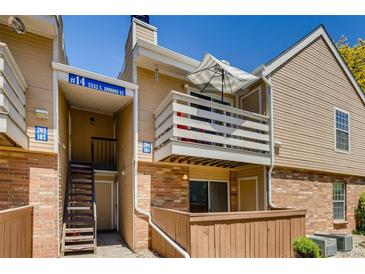 Photo one of 3332 S Ammons St # 14-104 Lakewood CO 80227   MLS 6140809