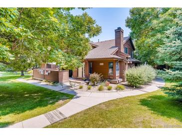 Photo one of 8055 Holland Ct # C Arvada CO 80005   MLS 6166779