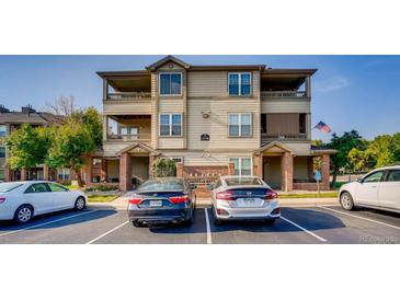Photo one of 12770 Ironstone Way # 204 Parker CO 80134   MLS 6200178