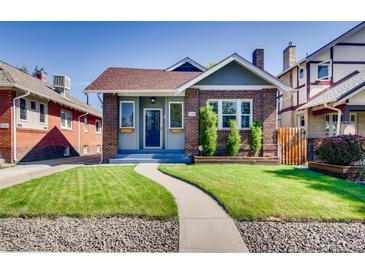 Photo one of 3145 W 44Th Ave Denver CO 80211   MLS 6206796