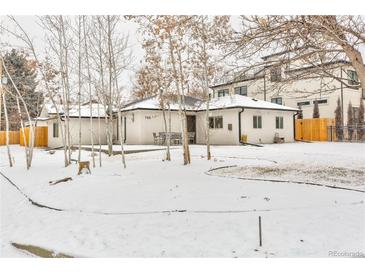 Photo one of 765 Kearney St Denver CO 80220 | MLS 6231756