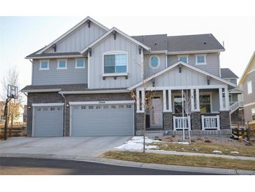 Photo one of 27008 E Plymouth Pl Aurora CO 80016 | MLS 6287755