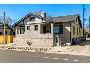 Photo one of 1113 E 6Th Ave Denver CO 80218 | MLS 6299695
