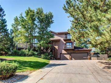 Photo one of 10610 W Glennon Dr Lakewood CO 80226 | MLS 6303261