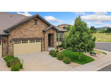 Photo one of 5212 Colina Pl Parker CO 80134 | MLS 6308590