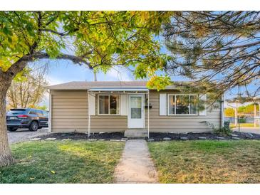Photo one of 7811 Ladore St Commerce City CO 80022 | MLS 6343496