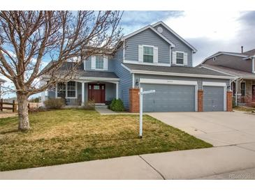 Photo one of 8592 Mallard Pl Highlands Ranch CO 80126 | MLS 6382007