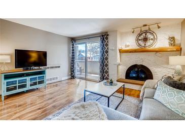Photo one of 1366 Garfield St # 209 Denver CO 80206 | MLS 6425919
