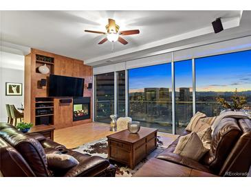 Photo one of 2001 Lincoln St # 2921 Denver CO 80202 | MLS 6456021