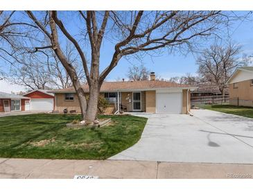Photo one of 6646 Depew St Arvada CO 80003 | MLS 6484771