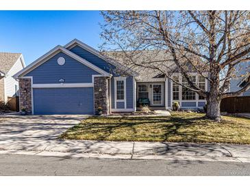 Photo one of 10180 Nickolas Ave Highlands Ranch CO 80130 | MLS 6490902