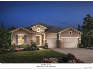 Photo one of 21391 Tyrolite Ave Parker CO 80138 | MLS 6548433