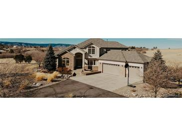 Photo one of 2553 Browning Dr Castle Rock CO 80109 | MLS 6609891