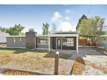 Photo one of 14820 E 21St Ave Aurora CO 80011   MLS 6634980