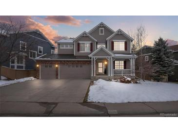 Photo one of 5516 Longwood Cir Highlands Ranch CO 80130 | MLS 6673845