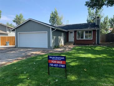 Photo one of 3538 S Ouray Cir Aurora CO 80013   MLS 6786577