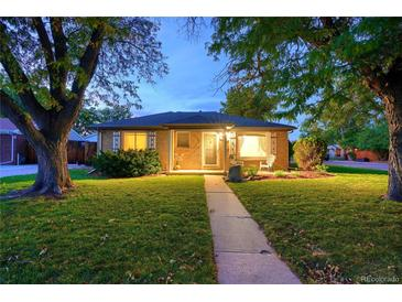 Photo one of 8525 Clara Belle Dr Arvada CO 80002 | MLS 6816282