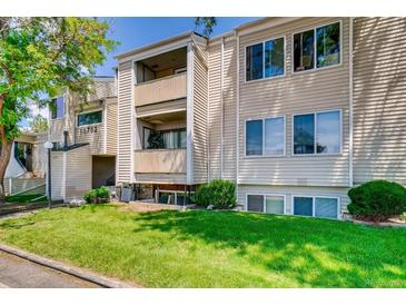 Photo one of 10702 E Exposition Ave # 202 Aurora CO 80012 | MLS 6819340