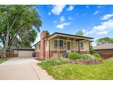 Photo one of 1717 S Clayton St Denver CO 80210   MLS 6821044
