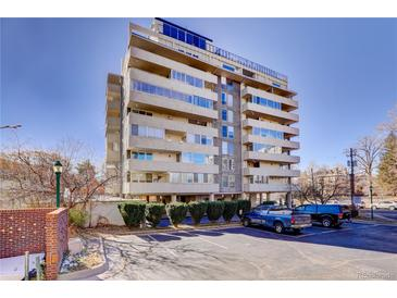 Photo one of 740 Pearl St # 201 Denver CO 80203 | MLS 6838333