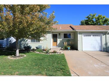 Photo one of 16071 E Radcliff Pl # A Aurora CO 80015 | MLS 6846099