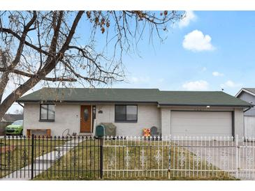 Photo one of 7861 Roslyn St Commerce City CO 80022 | MLS 6857304