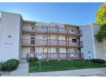 Photo one of 8635 Clay St # 407 Westminster CO 80031   MLS 6857694