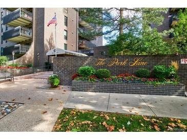 Photo one of 460 S Marion Pkwy # 1454 Denver CO 80209   MLS 6907386