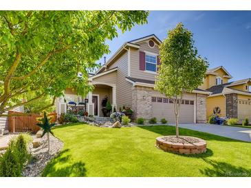 Photo one of 10252 Bentwood Cir Highlands Ranch CO 80126   MLS 6910938